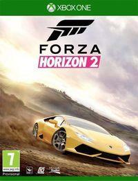 Portada oficial de Forza Horizon 2 para Xbox One