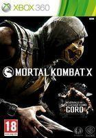 Portada oficial de de Mortal Kombat X para Xbox 360