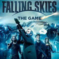 Portada oficial de Falling Skies: The Game para PS3