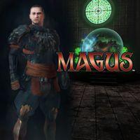 Portada oficial de Magus PSN para PS3