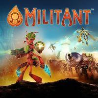 Portada oficial de MilitAnt para PS4