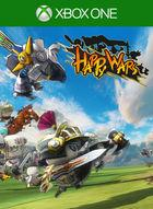 Portada oficial de de Happy Wars para Xbox One