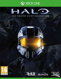 Portada oficial de Halo: The Master Chief Collection para Xbox One