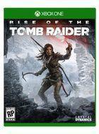 Portada oficial de de Rise of the Tomb Raider para Xbox One