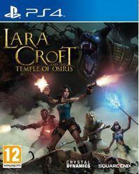 Portada oficial de Lara Croft and the Temple of Osiris para PS4
