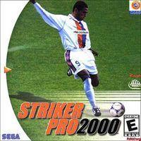 Portada oficial de Striker Pro 2000 para Dreamcast