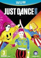 Portada oficial de de Just Dance 2015 para Wii U