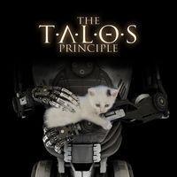 Portada oficial de The Talos Principle Deluxe Edition para PS4