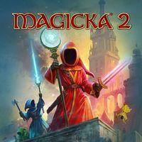 Portada oficial de Magicka 2 para PS4