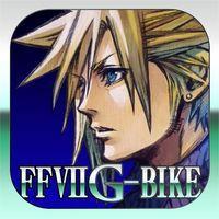 Portada oficial de Final Fantasy VII G Bike para iPhone