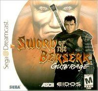 Portada oficial de Sword of the Berserk: Guts' Rage para Dreamcast