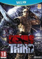 Portada oficial de de Devil's Third para Wii U