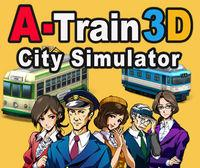 Portada oficial de A-Train 3D: City Simulator para Nintendo 3DS