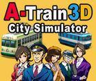 Portada oficial de de A-Train 3D: City Simulator para Nintendo 3DS