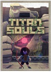 Portada oficial de Titan Souls para PC