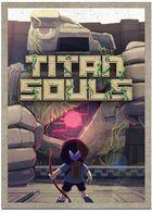 Portada oficial de de Titan Souls para PC