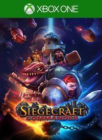 Portada oficial de Siegecraft Commander para Xbox One
