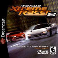 Portada oficial de Tokyo Xtreme Racer 2 para Dreamcast