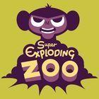 Portada oficial de de Super Exploding Zoo para PS4