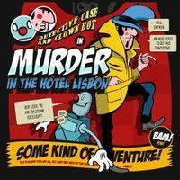 Portada oficial de Detective Case and Clown Bot: Murder in the Hotel Lisbon  para PC