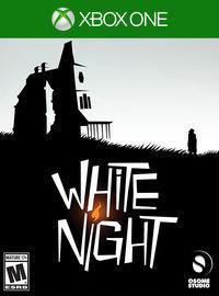 Portada oficial de White Night para Xbox One