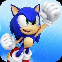Portada oficial de Sonic Jump Fever para Android