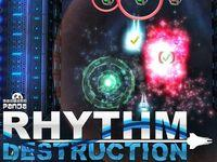 Portada oficial de Rhythm Destruction para PC