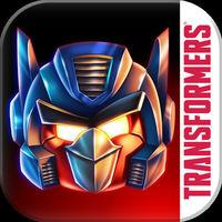 Portada oficial de Angry Birds Transformers para iPhone