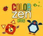 Portada oficial de de Color Zen Kids eShop para Nintendo 3DS