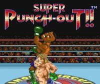 Portada oficial de Super Punch-Out!! CV para Nintendo 3DS