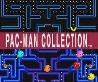 Portada oficial de PAC-MAN COLLECTION CV para Wii U