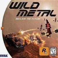 Portada oficial de Wild Metal para Dreamcast