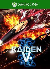 Portada oficial de Raiden V para Xbox One