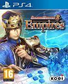 Portada oficial de de Dynasty Warriors 8: Empires para PS4