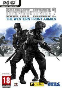 Portada oficial de Company of Heroes 2 - Los Ejércitos del Frente Occidental para PC