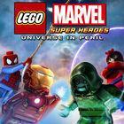 Portada oficial de de LEGO Marvel Super Heroes: Universo en Peligro para iPhone