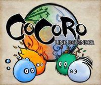 Portada oficial de Cocoro - Line Defender eShop para Nintendo 3DS