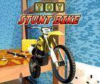 Portada oficial de de Toy Stunt Bike eShop para Nintendo 3DS