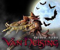 Portada oficial de Van Helsing Sniper ZX100 eShop para Nintendo 3DS