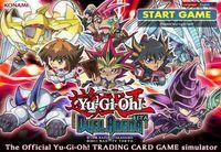 Portada oficial de Yu-Gi-Oh! Duel Arena para PC