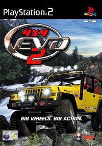 Portada oficial de 4x4 Evolution para PS2