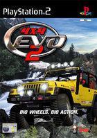 Portada oficial de de 4x4 Evolution para PS2