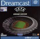 Portada oficial de de Uefa Dream Soccer para Dreamcast
