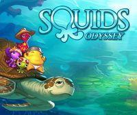 Portada oficial de Squids Odyssey eShop para Nintendo 3DS