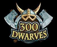 Portada oficial de 300 Dwarves para PC