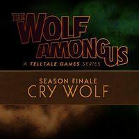 Portada oficial de The Wolf Among Us: Episode 5 - Cry Wolf PSN para PS3