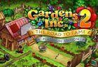 Portada oficial de de Gardens Inc. 2: The Road to Fame para PC