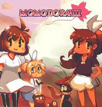 Portada oficial de Momodora III para PC