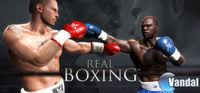 Portada oficial de Real Boxing para PC