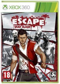 Portada oficial de Escape Dead Island para Xbox 360